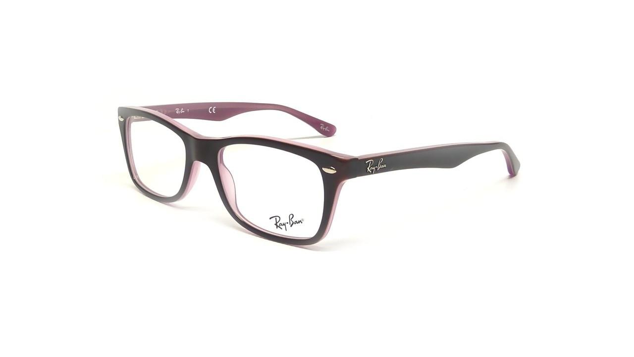 feaa7c90be Ray Ban Eyeglasses RX 5228 2126 Brown Pink 50mm - Elite Eyewear Studio