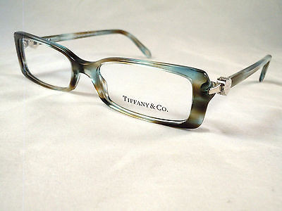 231b71a891f6 TIFFANY TF 2035 Eyeglasses 8124 Ocean Turquoise 50mm. Image 1. Loading zoom