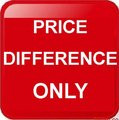 Price Difference for order # 22418