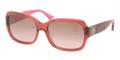 Coach 8001 Sunglasses 505414 Burg Br
