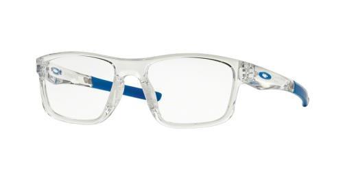 add3e4d269 Oakley HYPERLINK Eyeglasses (OX8078-0654) Polished Clear 54-18-140 ...