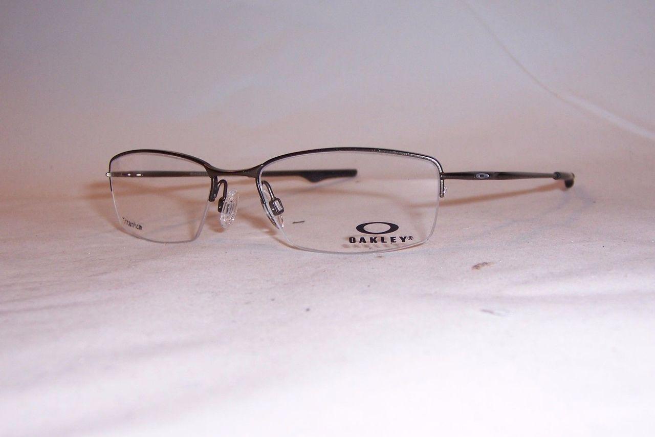 8943813fd6 Oakley WINGBACK Eyeglasses (OX5089-0553) Pewter 53-18-136 - Elite ...