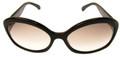 Alexander McQueen 4100 Sunglasses 807LF Blk