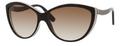 Alexander McQueen 4147 Sunglasses 0RCQCC BrcreamBlk
