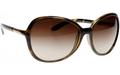 Prada PR25LS Sunglasses 2AU6S1 HAVANA 60mm