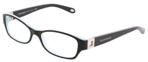 4c79b56e17 TIFFANY TF 2041B Eyeglasses 8055 Blk Blue 54-16-135 - Elite Eyewear ...