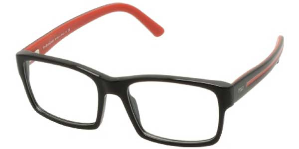 13db012c8082 POLO PH 2072 Eyeglasses 5001 Blk 52-17-140 - Elite Eyewear Studio