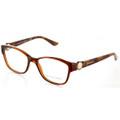 BVLGARI BV 4050 Eyeglasses 5171 Transp Br 53-16-135