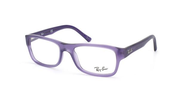 9c719e60d4f Ray Ban RX5268 Eyeglasses 5122 VIOLET SAND VIOLET (5017) - Elite ...