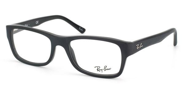 85ee21e4193 Ray Ban RX5268 Eyeglasses 5119 Blk SAND Blk (4817) - Elite Eyewear ...