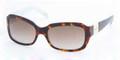 Ralph RA5049 Sunglasses 601/13 LT TORT
