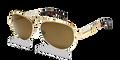 BVLGARI BV 5022K Sunglasses 408283 Gold 60-17-140