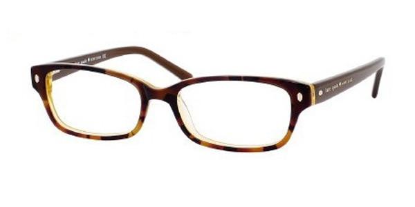 2bd410afa2db KATE SPADE LUCYANN Eyeglasses 0JMD Tort Gold 49-16-135 - Elite ...