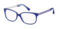 Marc by Marc Jacobs MMJ 462 Eyeglasses 0M0J Striped Violet/Violet (5215)