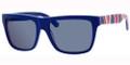 JIMMY CHOO ALEX/S Sunglasses 0LN3 Blue Union 55-17-140