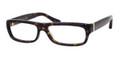YVES SAINT LAURENT 2312 Eyeglasses 0086 Havana 54-15-135