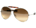D Squared 0001 Sunglasses 16F  SHINY PALLADIUM