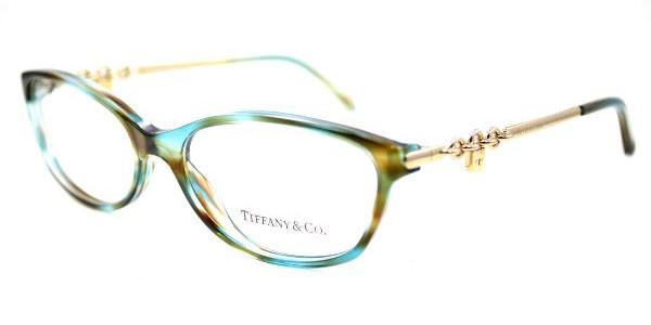 Tiffany   Co Eyeglasses TF 2063 8124 Ocean Turq 54MM. Image 1. Loading zoom 80addf521d