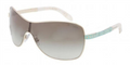 TIFFANY TF 3035 Sunglasses 60213M Pale Gold 00-00-125