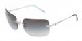Tiffany & Co Sunglasses TF 3038B 60013C Slv 61MM