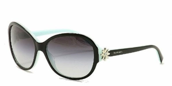 52942c91c4e1 Tiffany   Co Sunglasses TF 4068B 80553C Blk Blue 58MM - Elite ...