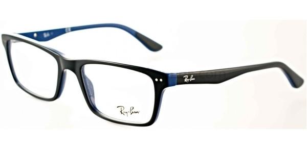 6c194ecfc6 Ray Ban Eyeglasses RX 5288 5137 Top Grey On Blue Demo Lens 50MM. Image 1.  Loading zoom