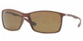 Ray Ban Sunglasses RB 4179 881/83 Matte Br 62MM