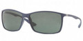 Ray Ban Sunglasses RB 4179 883/71 Matte Blue 62MM