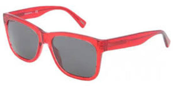 b08c7d87b9d Dolce Gabbana Sunglasses DG 4158P 266187 Bordeaux On Red 55MM. Image 1.  Loading zoom