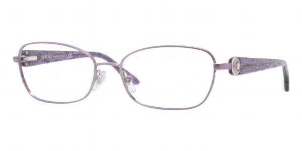 Versace VE1210 Eyeglasses-1252 Light Gold-54mm