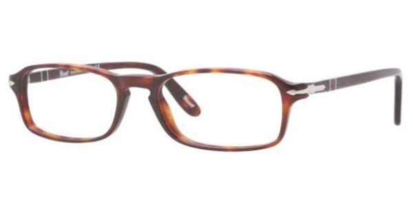d34357a67b Persol Eyeglasses PO 3035V 24 Havana 53MM - Elite Eyewear Studio