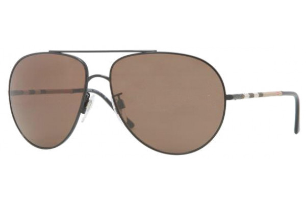 d4c2a060b156 Burberry Sunglasses BE 3055 100173 Blk 60MM. Image 1. Loading zoom