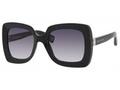 Marc Jacobs Sunglasses 486/S 0CLB Shiny Blk 53MM