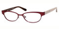 Marc by Marc Jacobs Eyeglasses 528 0JL2 Matte Pink 52MM