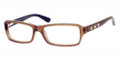 Marc by Marc Jacobs Eyeglasses 540 0JH1 Light Br 53MM