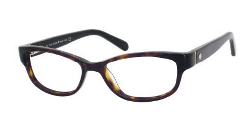 0d5dd2e8e1 Kate Spade Eyeglasses ALEASE 0X79 Blk Tort 49MM - Elite Eyewear Studio