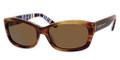 Kate Spade Sunglasses GINNIE/P/S JSFP Fawn Striped 56MM