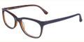 Michael Kors Eyeglasses MK247 466 Navy Orange 52MM
