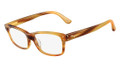 Salvatore Ferragamo Eyeglasses SF2646 260 Light Br Horn 55MM