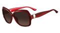 Salvatore Ferragamo Sunglasses SF649S 624 Pearl Red 60MM