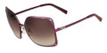 Fendi Sunglasses 5226 604 Bordeaux 60MM