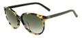 Fendi Sunglasses 5230 216 Havana Grn 56MM