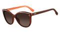 Fendi Sunglasses 5280 210 Br/Coral 53MM