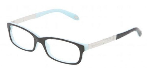 d045ee4329 TIFFANY Eyeglasses TF 2071B 8055 Blk Blue 51MM - Elite Eyewear Studio