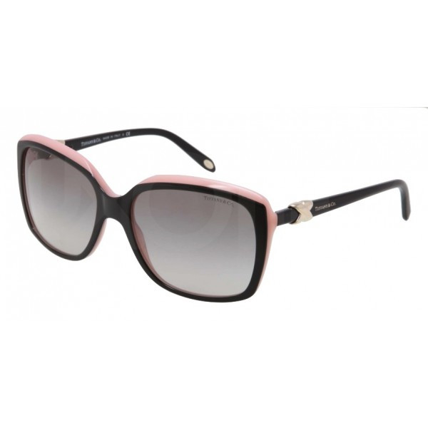 625a97324edc TIFFANY Sunglasses TF 4076 81573C Blk Pink 58MM - Elite Eyewear Studio