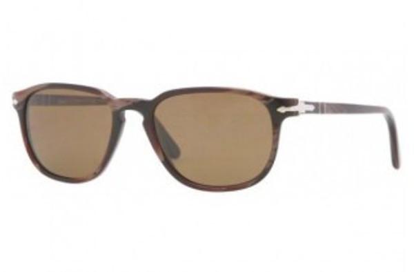224fed78c60 Persol Sunglasses PO 3019S 983 57 Red Horn 55MM - Elite Eyewear Studio