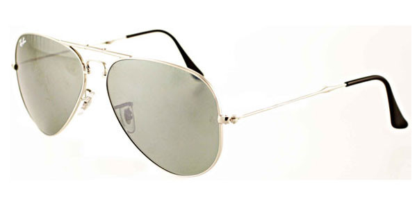 3edd4389610 Ray Ban Sunglasses RB 3479 003 40 Slv 55MM - Elite Eyewear Studio