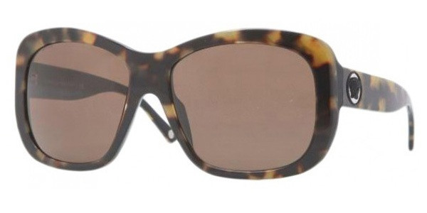 e18266c2c7cc8 VERSACE Sunglasses VE 4212 941 73 Havana Blk 58MM - Elite Eyewear Studio