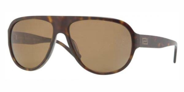 d7adf2d0372 VERSACE Sunglasses VE 4231 108 83 Havana 62MM - Elite Eyewear Studio