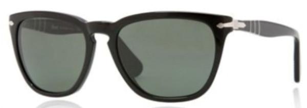 ca733d15e5 PERSOL Sunglasses PO 3024S 95 58 Blk 55MM - Elite Eyewear Studio
